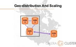 Geo-Replicated MySQL Clusters with High Availability